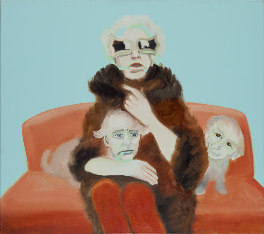 Katrin Plavcak, »Peggy & her Pets«, 2015