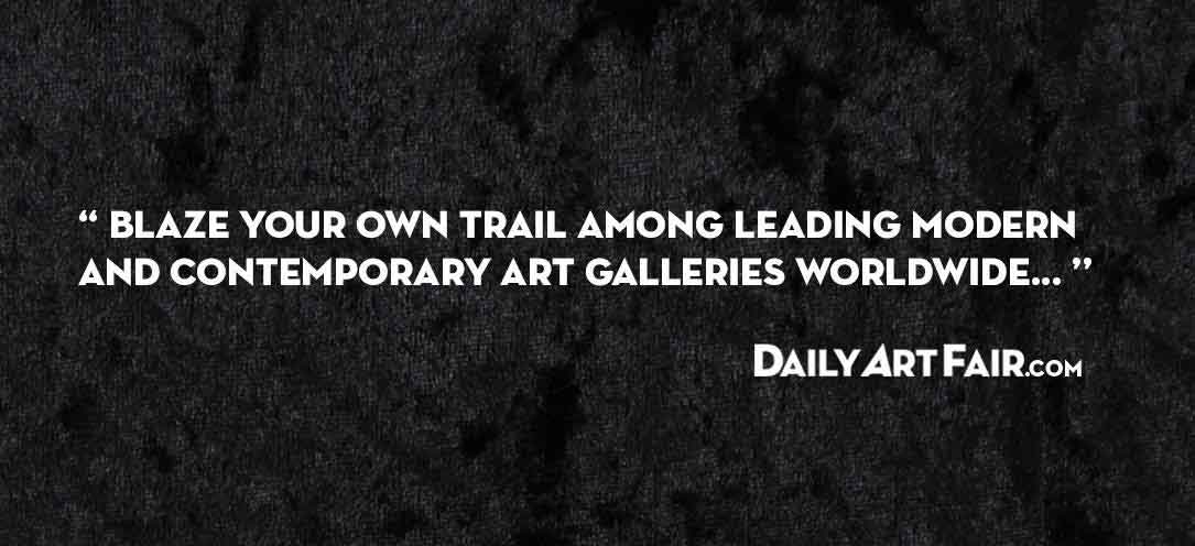 Contemporary art galleries worldwide