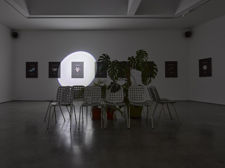 Laure Prouvost Lisson Gallery