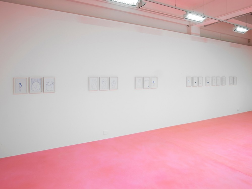 Koo Jeong A Pilar Corrias Gallery