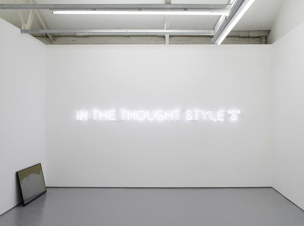 Liam Gillick Maureen Paley