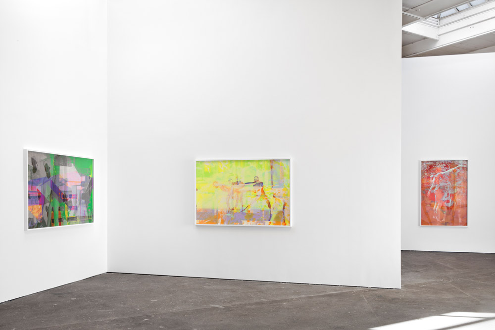 James Welling David Zwirner