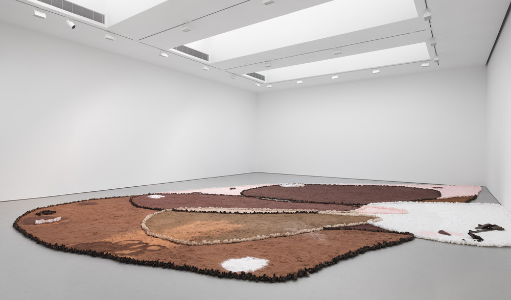 Karla Black David Zwirner