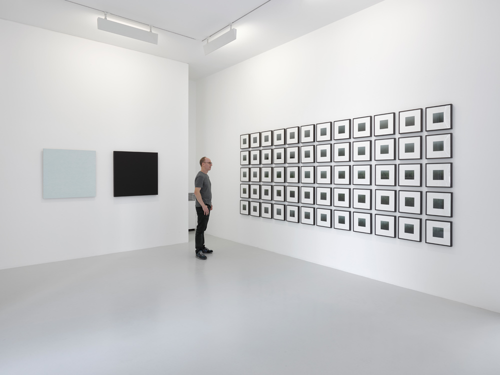 Spencer Finch Lisson Gallery