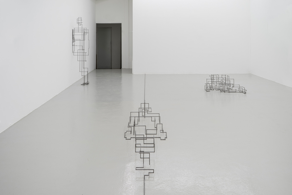 Antony Gormley Galleria Continua