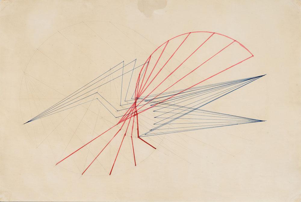 Waldemar Cordeiro, Untitled, c. 1950, The Mayor Gallery