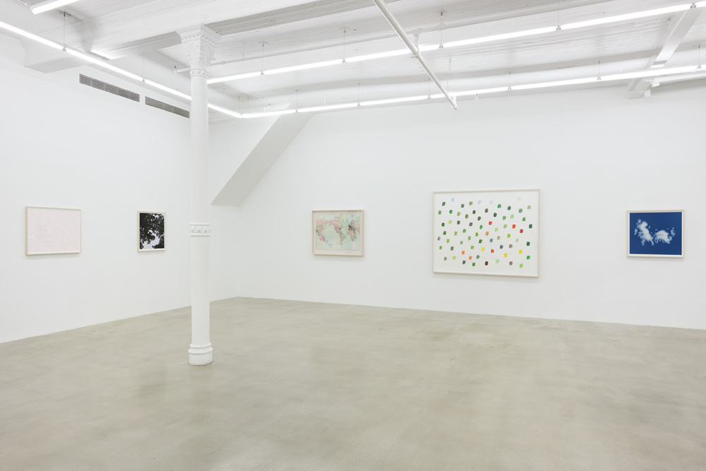 Spencer Finch James Cohan Gallery