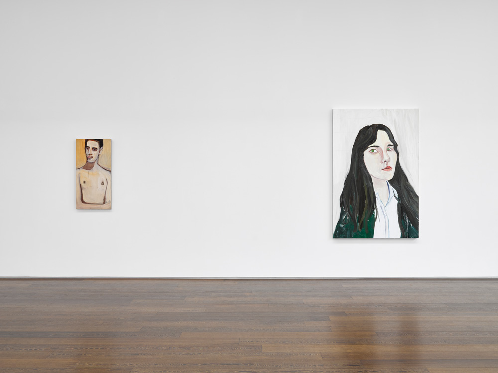 Chantal Joffe Victoria Miro