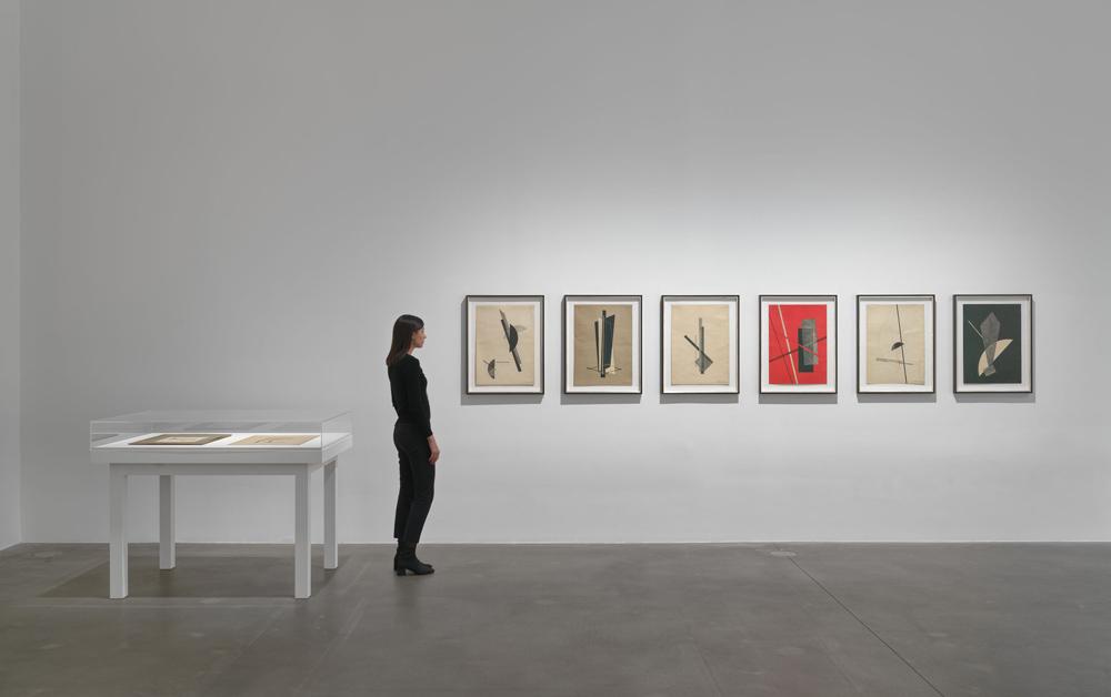Exhibition : Laszlo Moholy Nagy Hauser Wirth | Daily Art Fair