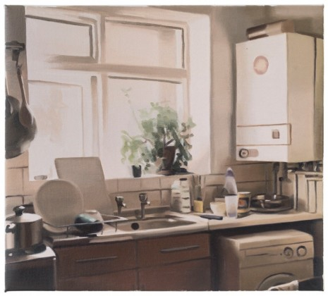 Mike Silva, Kitchen Interior, 2019 , The Approach