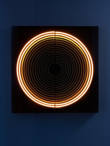 Jeppe Hein, Breathe from Pineal to Hara, 2019 , 303 Gallery
