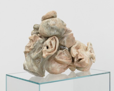 Nicolás Guagnini, Council Father Knot, 2019 , Bortolami Gallery