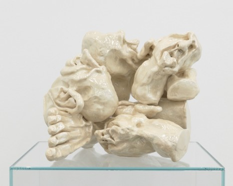 Nicolás Guagnini, Exploded Father Knot, 2019 , Bortolami Gallery