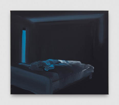 Tala Madani, The Sleeper, 2019 , David Kordansky Gallery
