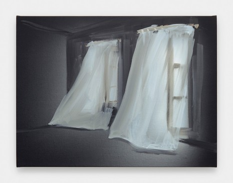 Tala Madani, Curtains #3, 2019 , David Kordansky Gallery