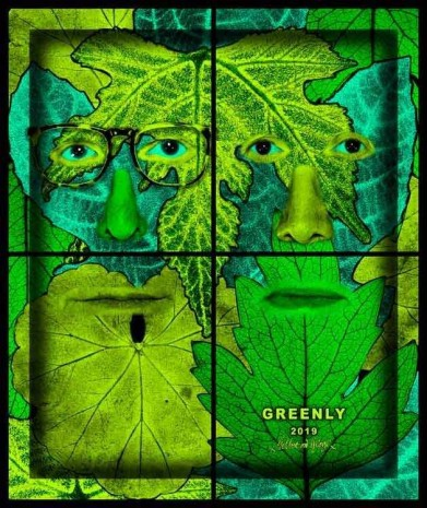 Gilbert & George, GREENLY, 2019 , Sprüth Magers