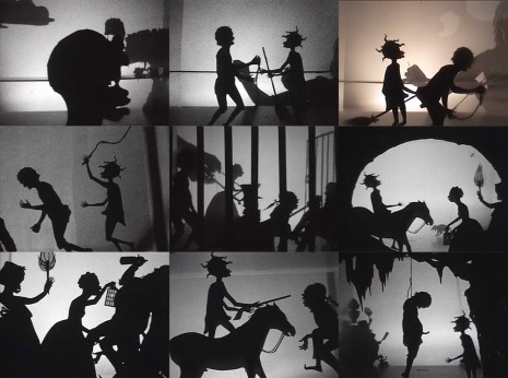 Kara Walker, Testimony: Narrative of a Negress Burdened by Good Intentions, 2004 , Sprüth Magers