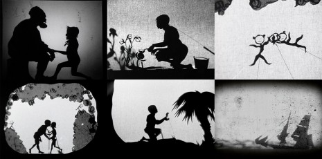 Kara Walker, 8 Possible Beginnings or: The Creation of African-America, a Moving Picture by Kara E. Walker, 2005 , Sprüth Magers