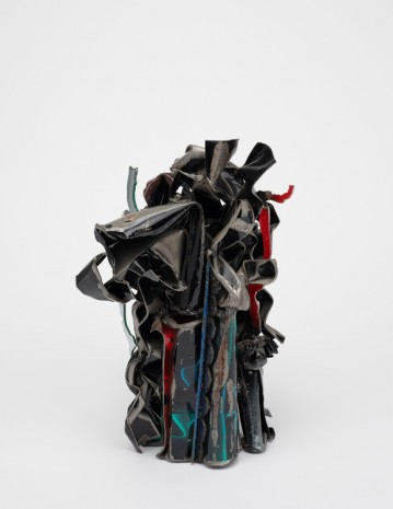 John Chamberlain, HER SUITE HAPPINESS, 2004 , Hauser & Wirth