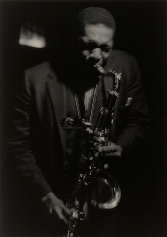 Roy DeCarava, Coltrane #24, 1961, David Zwirner