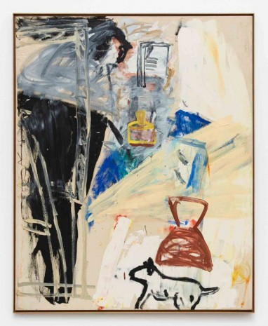 Roy Oxlade, Instantas with Black Easel, c. 1989 , Alison Jacques Gallery