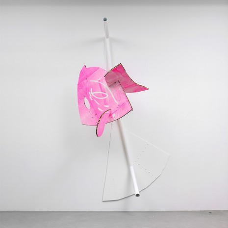 Aaron Curry, AIO, 2012, Almine Rech