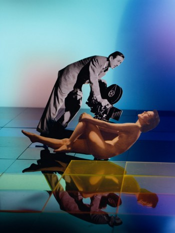 Laurie Simmons, Color Pictures/Walt Disney , 2007, Maccarone