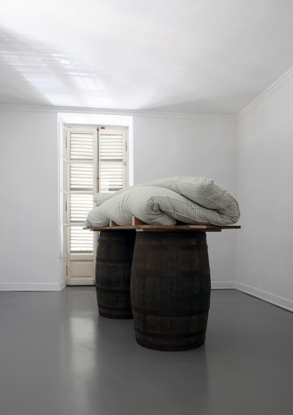 Phillip Lai, Sleeper, 2012, Galleria Franco Noero