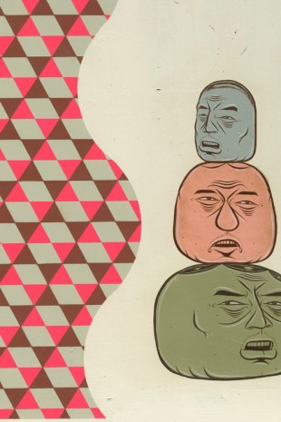 Barry McGee, , , Perrotin