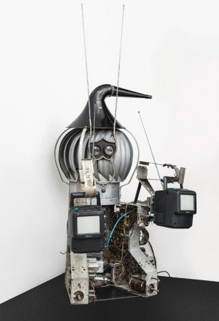 Nam June Paik, Game Byter, 1994, Cardi Gallery