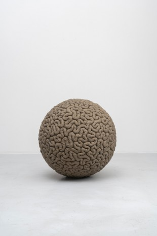 Mona Hatoum, Inside Out (concrete), 2019, Galerie Chantal Crousel