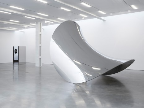Anish Kapoor Lisson Gallery 504 West 24th Street