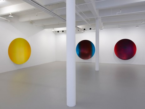 Anish Kapoor Lisson Gallery 138 Tenth Avenue