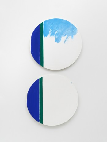 Bernard Piffaretti, Untitled, 2016