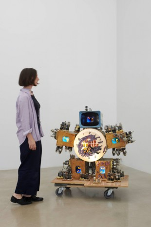 Nam June Paik James Cohan Gallery