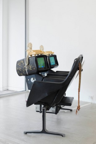 Nam June Paik, Music is Not Sound, 1988 , James Cohan Gallery