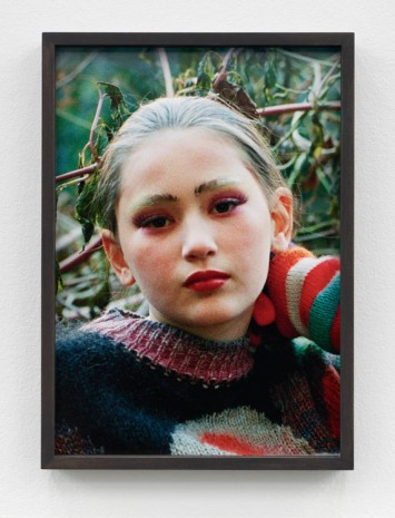 Talia Chetrit , Ever (Corey Tippin Make-up), 2018, Sies + Höke Galerie