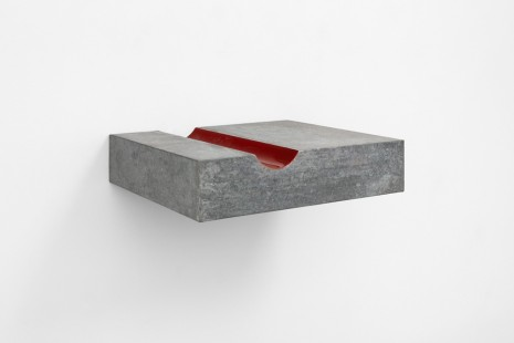 Donald Judd, untitled, 1964, Paula Cooper Gallery
