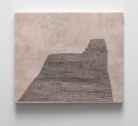 Chris Johanson, Untitled (Painting 5 of 12), 2019, Galleri Nicolai Wallner