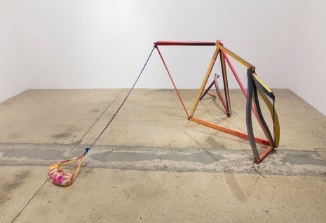 Gabrielle D'Angelo, Moving Structure, #1, 2019 , Steve Turner