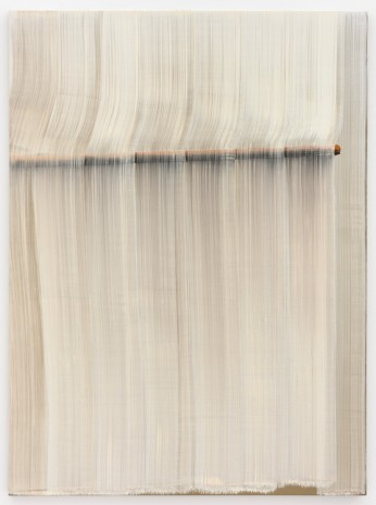 Hyun-Sook Song, Brushstrokes - Diagram, 2019 , Zeno X Gallery