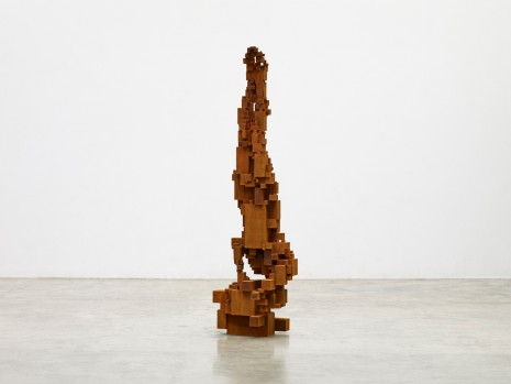 Antony Gormley, FALL, 2018 , White Cube