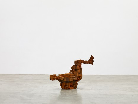 Antony Gormley, PACK, 2019 , White Cube