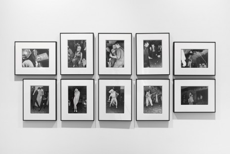 Bruce Conner, 27 PUNK PHOTOS, 1978, Paula Cooper Gallery
