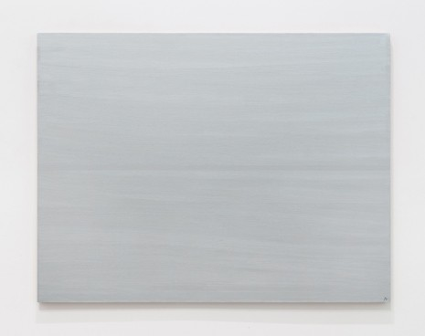 Josip Vaništa, Silver line on a silver surface, 1968‒1997 , The Mayor Gallery