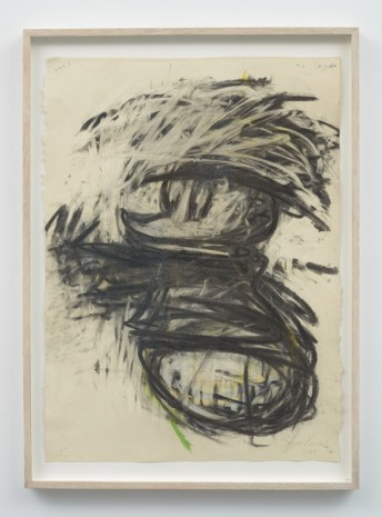Joyce Pensato, Let's Blow this Joint 2, 2017 , Bortolami Gallery