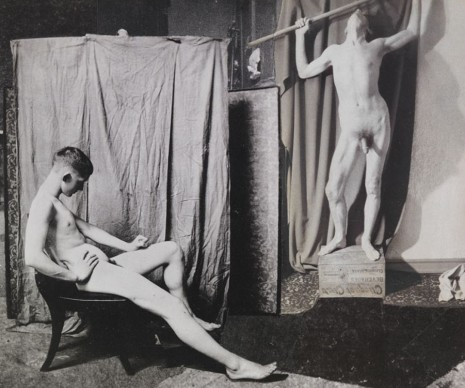 John O'Reilly, Two Models In The Studio, 1985 , Bortolami Gallery