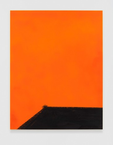 Calvin Marcus, Calvin Marcus Orange Room, 2019 , David Kordansky Gallery