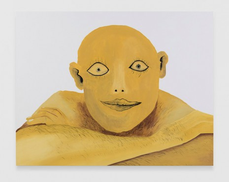 Calvin Marcus, Yellow, 2019 , David Kordansky Gallery