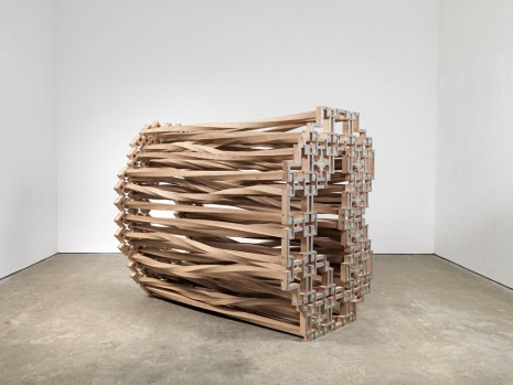 Richard Deacon, I Remember #5, 2018
